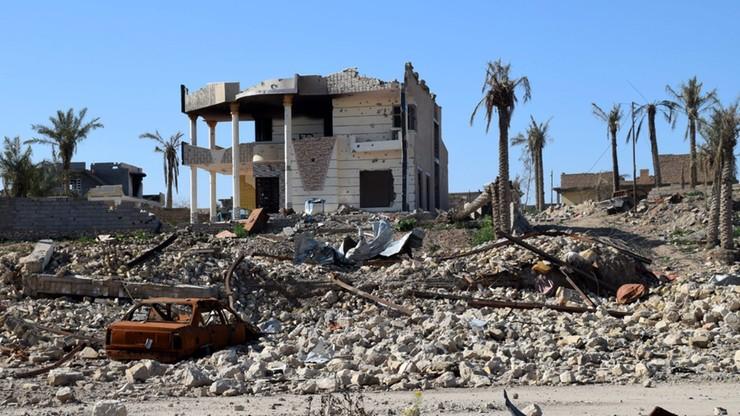 To już pewne: Państwo Islamskie używa gazu musztardowego w Iraku