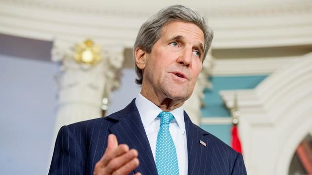 Kerry o Izraelu i Palestynie: zasada dwóch państw - zagrożona