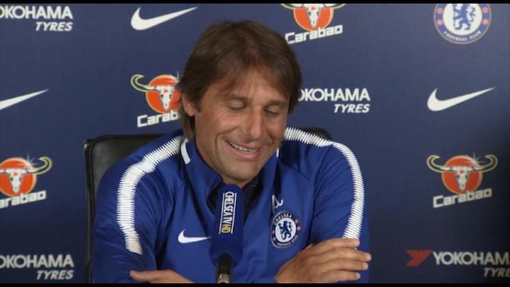 2017-08-18 Conte wyśmiał Costę: To już przeszłość