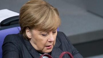 """09-12-2015 15:02 Angela Merkel człowiekiem roku tygodnika """"Time"""""""