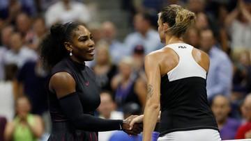 09-09-2016 08:20 Serena Williams zdetronizowana. Po porażce w półfinale US Open straciła pierwsze miejsce w rankingu WTA