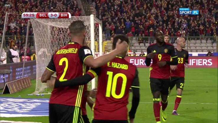 2016-10-07 Co Tobył za gol! Alderweireld pokonał bramkarza piętą