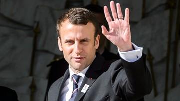 17-05-2017 16:19 Macron powołał nowy rząd. Szefem MSZ został Yves Le Drian