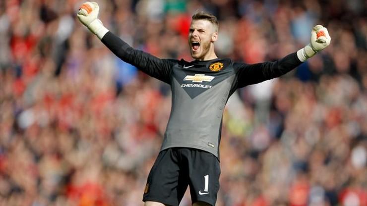 De Gea na dłużej w Manchesterze United?