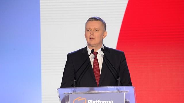 Siemoniak: odpowiedzialność polityczną za aferę reprywatyzacyjną ponosi prezydent Warszawy