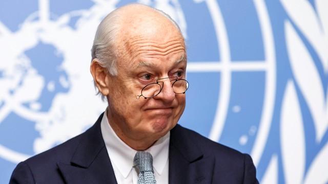 ONZ oczekuje, że rozmowy ws. Syrii rozpoczną się w piątek