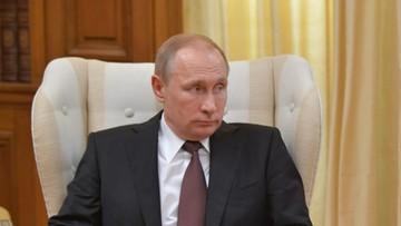 """27-05-2016 22:27 Putin o tarczy antyrakietowej. """"Będziemy zmuszeni zareagować"""""""