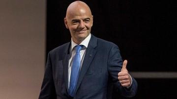 2016-02-26 Infantino nowym prezydentem FIFA