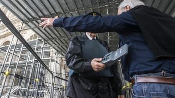 20-11-2015 23:08 Rzym: aresztowano dwóch Syryjczyków z fałszywymi paszportami
