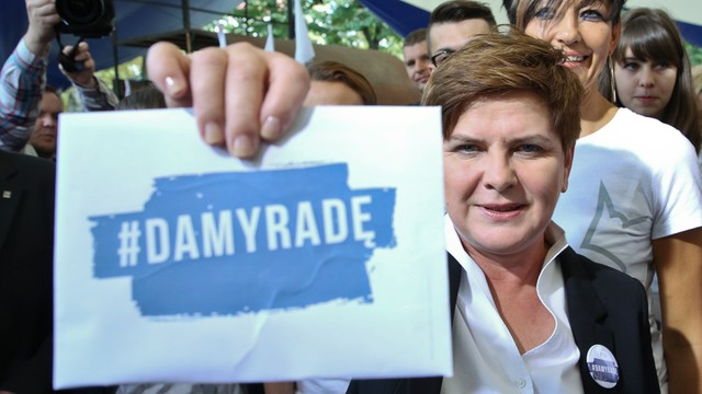 Komitet polityczny PiS potwierdza: Szydło na premiera