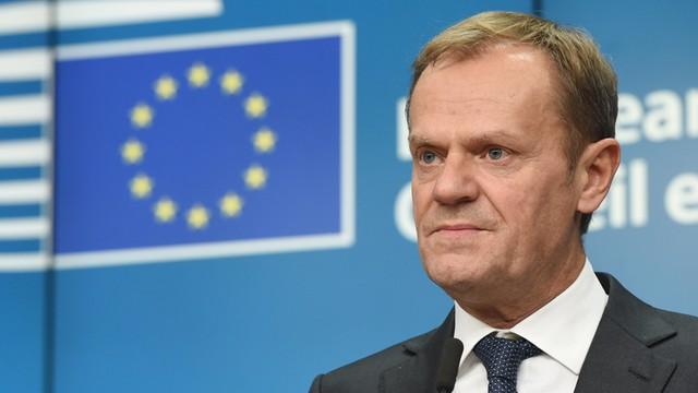 Tusk: Dobrze byłoby gdyby władza w Polsce pokazała, że jest gotowa się cofnąć