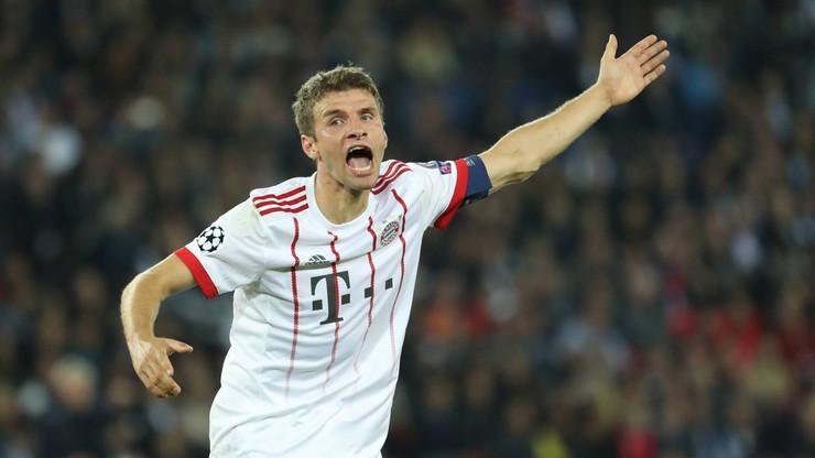 Muller broni Ancelottiego: Problem leżał po naszej stronie. Nie róbcie z niego kozła ofiarnego
