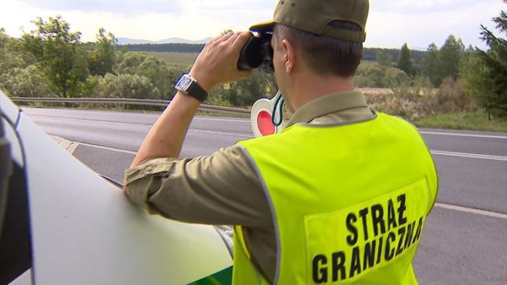 Straż Graniczna kupuje drony