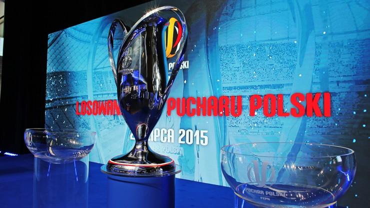 Losowanie 1/16 finału Pucharu Polski