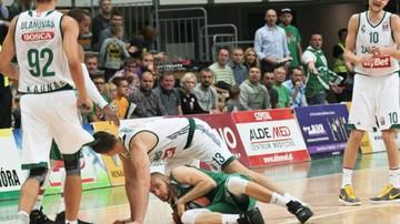 2015-10-16 Euroliga koszykarzy: Stelmet przegrał z Żalgirisem