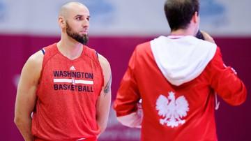 2016-12-27 NBA: Gortat siódmy wśród najlepiej zbierających