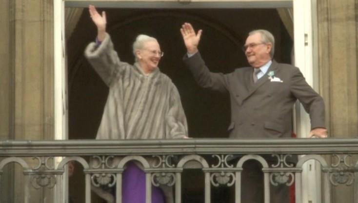 Książę małżonek nie chce być pochowany u boku królowej Danii. Bo nie otrzymał tytułu króla