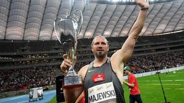 Tomasz Majewski pożegnał się z polskimi kibicami na memoriale im. Kamili Skolimowskiej