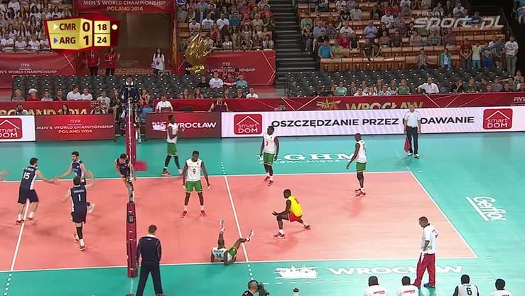 Kamerun - Argentyna 0:3. Skrót meczu