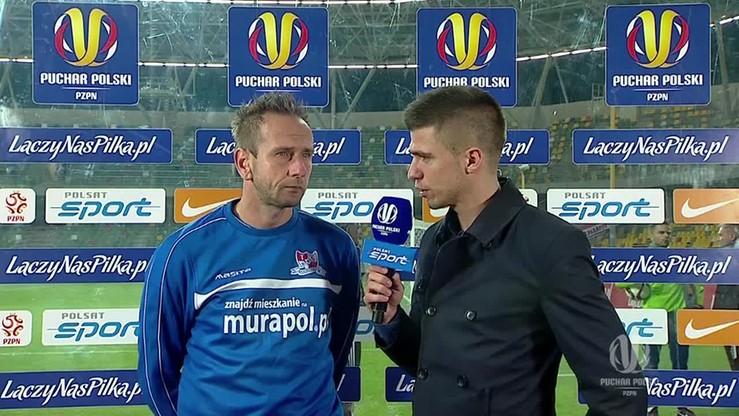 Sokołowski: Nasza gra wyglądała bardzo dobrze, ale zabrakło wykończenia