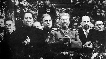 29-01-2016 19:50 Tajne laboratorium Stalina badało ekskrementy Mao Zedonga. Tak powstał jego portret psychologiczny