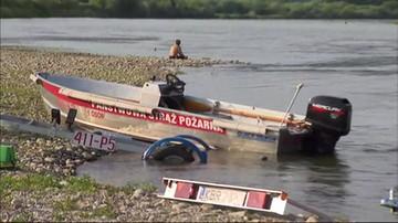 Trwają poszukiwania 14-latka, który wpadł w wir Dunajca