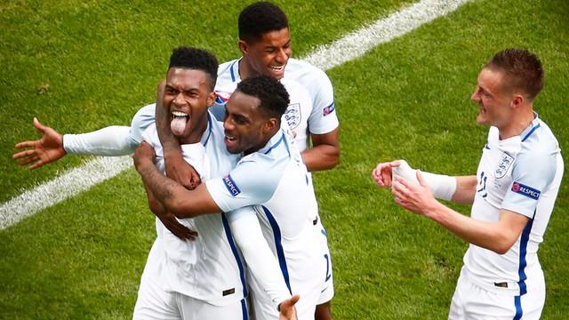 Euro: Anglicy w ostatniej chwili pokonali Walijczyków