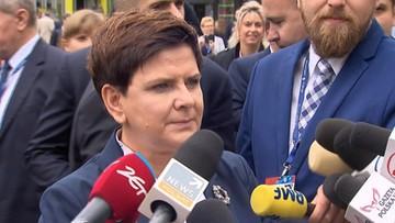 06-09-2017 13:43 Szydło: decyzja unijnego Trybunału nie zmienia stanowiska Polski ws. polityki migracyjnej
