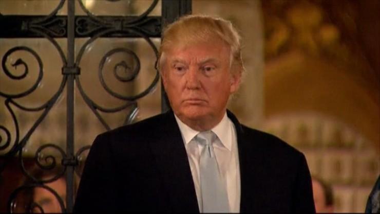 """""""Zajmijmy się swoimi sprawami"""". Trump o sankcjach wobec Rosji"""