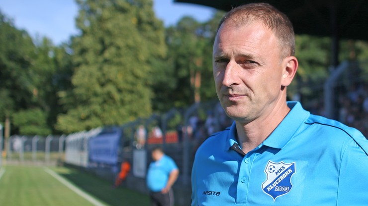 MKS Kluczbork ma nowego trenera