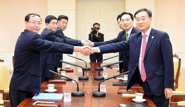 Koreańczycy rozpoczęli rozmowy o łączeniu rodzin