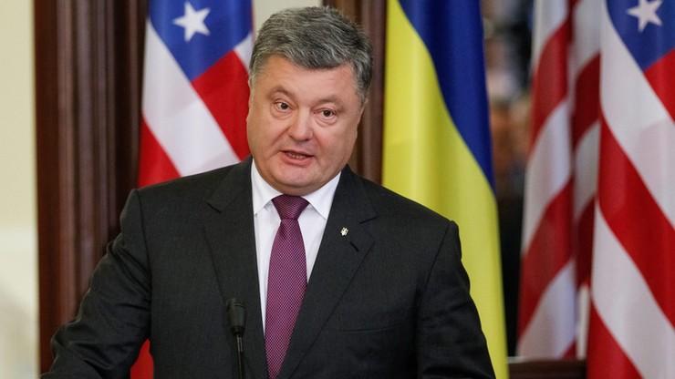 Prezydent Ukrainy oddał hołd ofiarom zbrodni wołyńskiej
