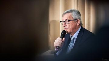 07-01-2016 12:47 Szef Komisji Europejskiej: nie prowadzimy nagonki na Polskę