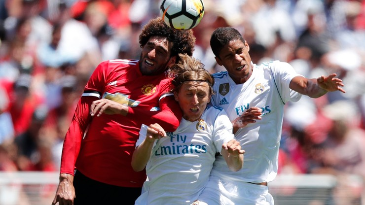 Manchester United pokonał Real w karnych