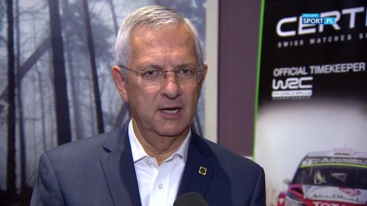 Prezes PZM: Kajetanowicz musi sprawdzić, ile dzieli go od WRC