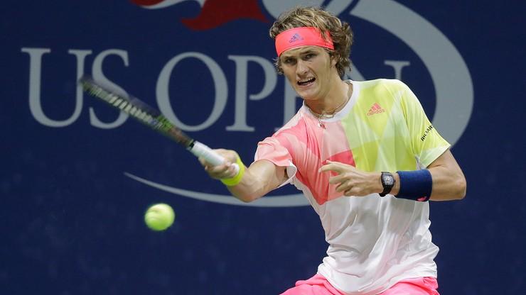 Puchar Davisa: Alexander Zverev nie zagra w barażu z Polską