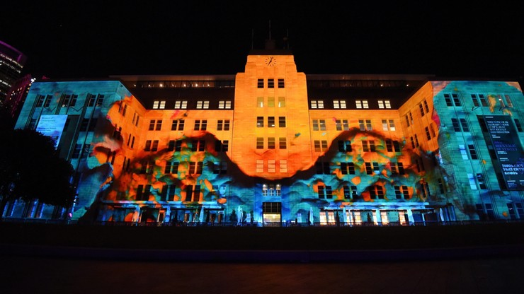 Festiwal Światła, Muzyki i Idei – Vivid Sydney