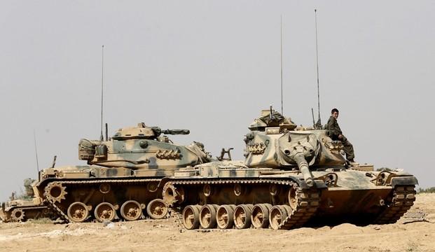 Turcja dokonała nalotów na pozycje Kurdów k. Dżarabulusu