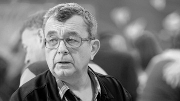 26-08-2017 17:05 Nie żyje Grzegorz Miecugow. Dziennikarz miał 61 lat