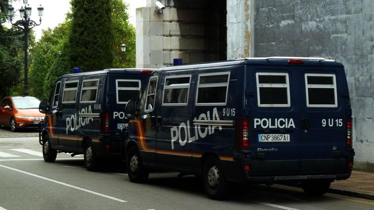 Hiszpania: policja aresztowała potencjalnych zamachowców samobójców