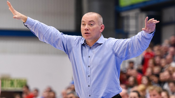 Rusin nowym trenerem reprezentacji Polski koszykarek