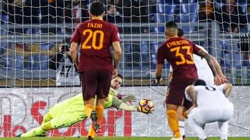 2016-12-12 Szczęsny sprokurował karnego i… go obronił! Roma pokonała Milan