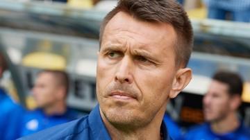 2017-07-20 Ojrzyński: Beniaminkowie na początku są groźni