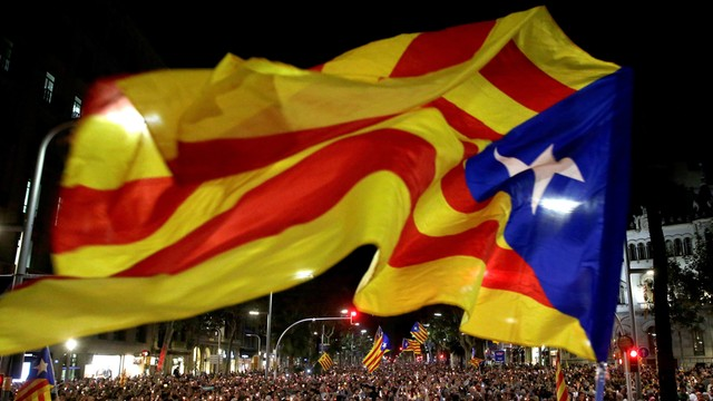 Katalonia się nie poddaje. W środę strajk generalny