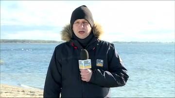 Przewrócił się jacht na Zalewie Szczecińskim. Odnaleziono jedno ciało