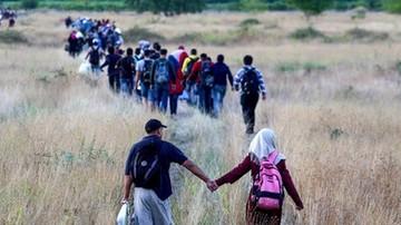 04-07-2017 12:05 52 uchodźców z Syrii przybyło do Rzymu mostem humanitarnym