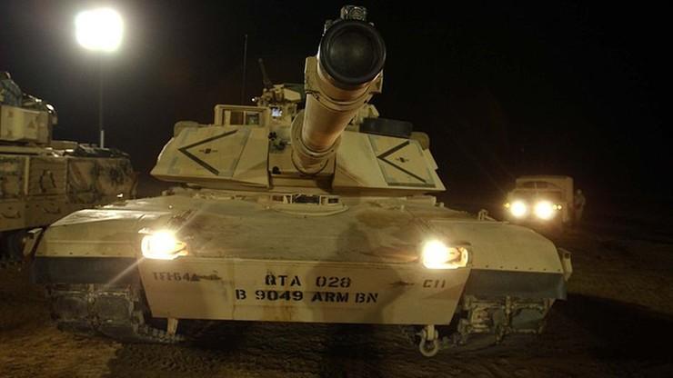 USA: Departament Stanu zaaprobował sprzedaż 130 czołgów dla Rijadu