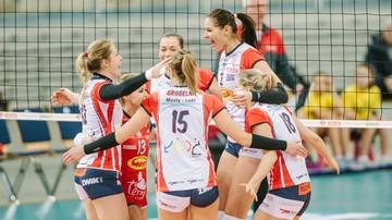 2017-01-11 Puchar CEV: Grot Budowlani Łódź lepszy od mistrzyń Czarnogóry