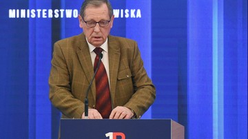 18-11-2016 16:02 Stodoła, która jest willą i kolekcja poroży. Prokuratura bada oświadczenie majątkowe ministra Szyszki