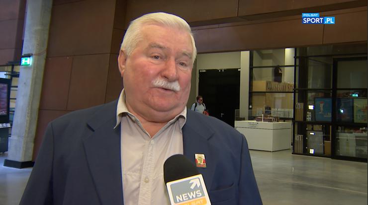Wałęsa: Typowałem porażkę Polaków